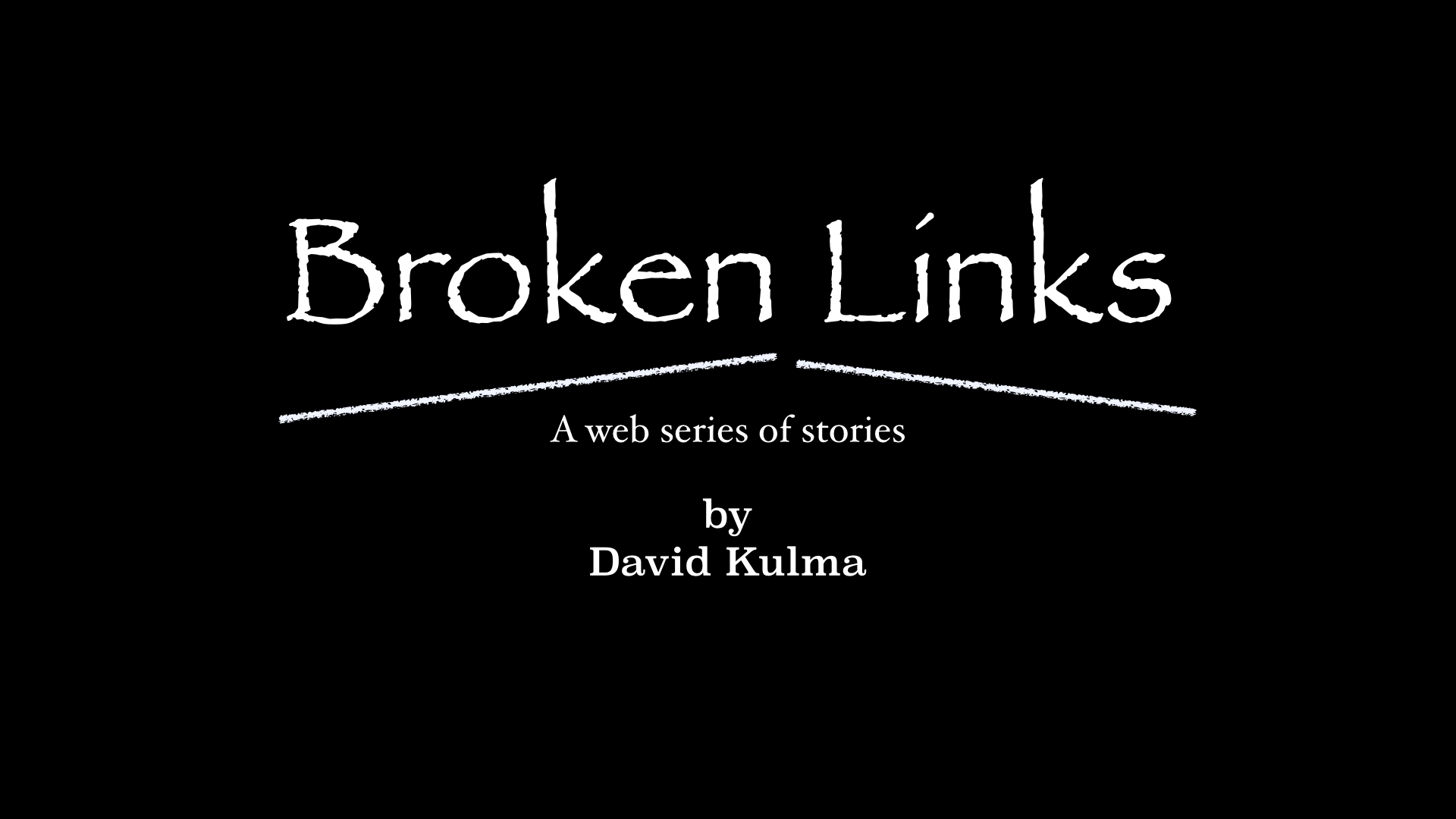 Broken Links 1 The Commute slide 6.001